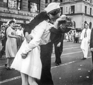 Read more about the article 75 years later, veterans remember the joy of World War II's end