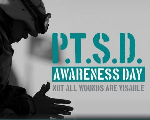 Read more about the article PTSD Awareness Day