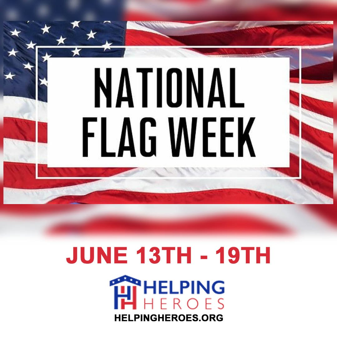 You are currently viewing National Flag Week