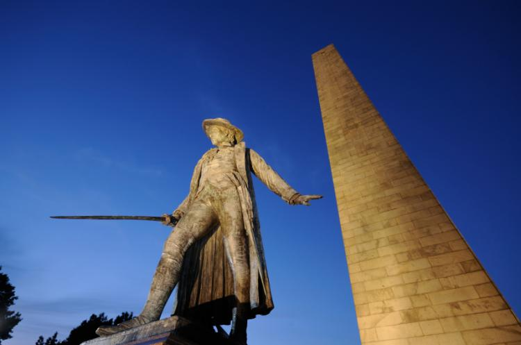 You are currently viewing Bunker Hill Day