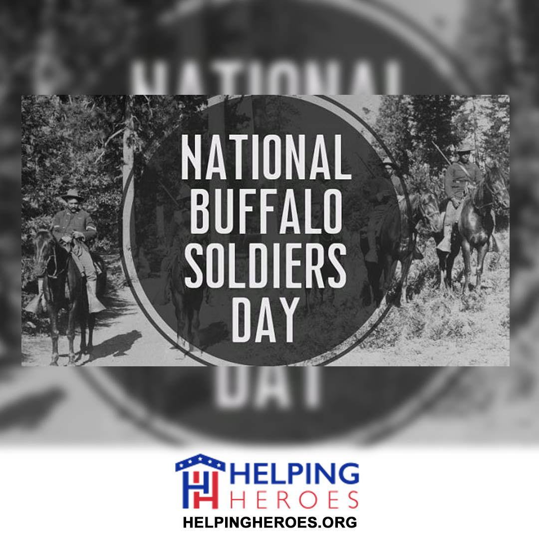 You are currently viewing National Buffalo Soldiers Day