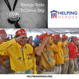 Read more about the article Navajo Code Talkers Day