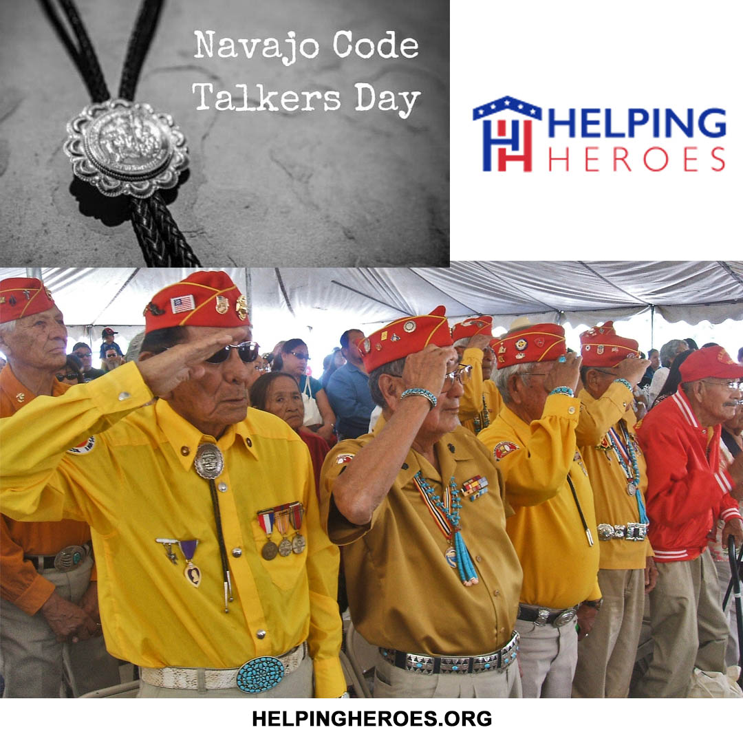 You are currently viewing Navajo Code Talkers Day