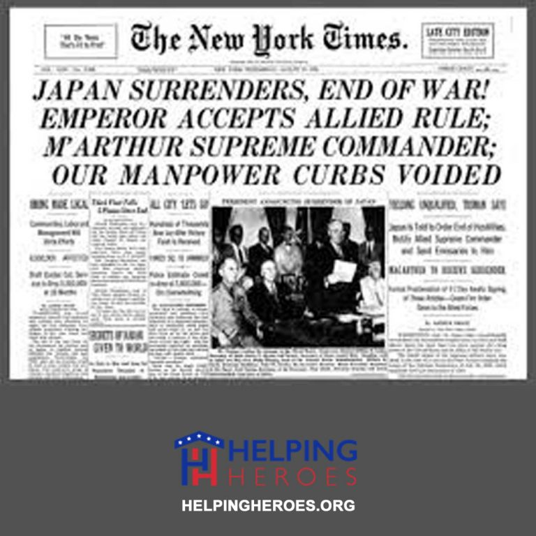 Read more about the article Victory Over Japan Day