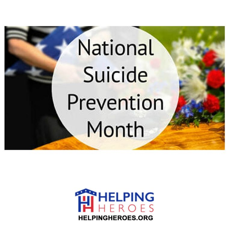 Read more about the article National Suicide Prevention Month