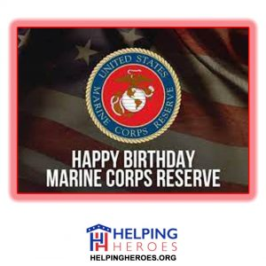 Read more about the article Marine Corps Reserve Birthday