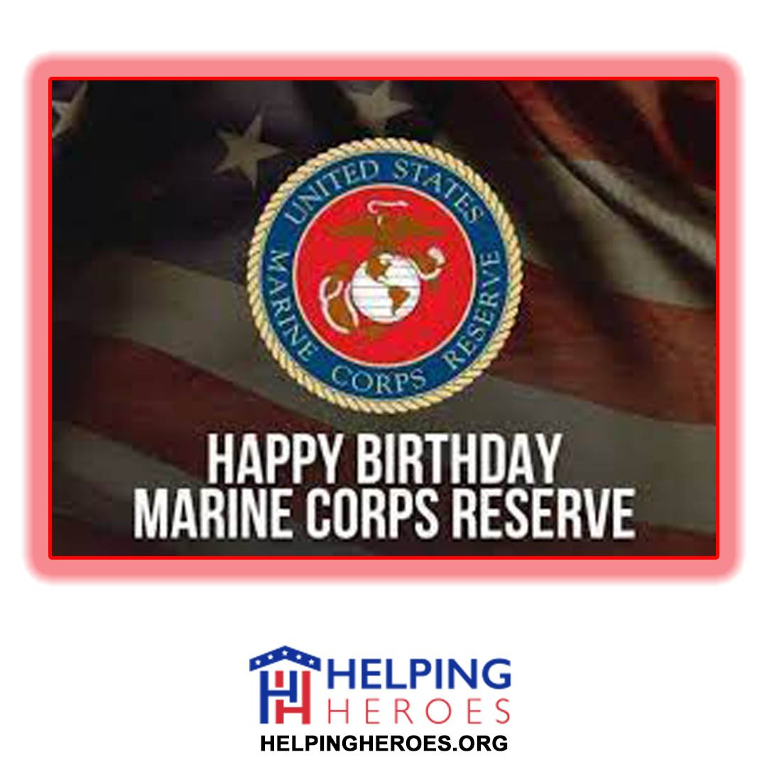 You are currently viewing Marine Corps Reserve Birthday