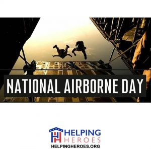 Read more about the article National Airborne Day