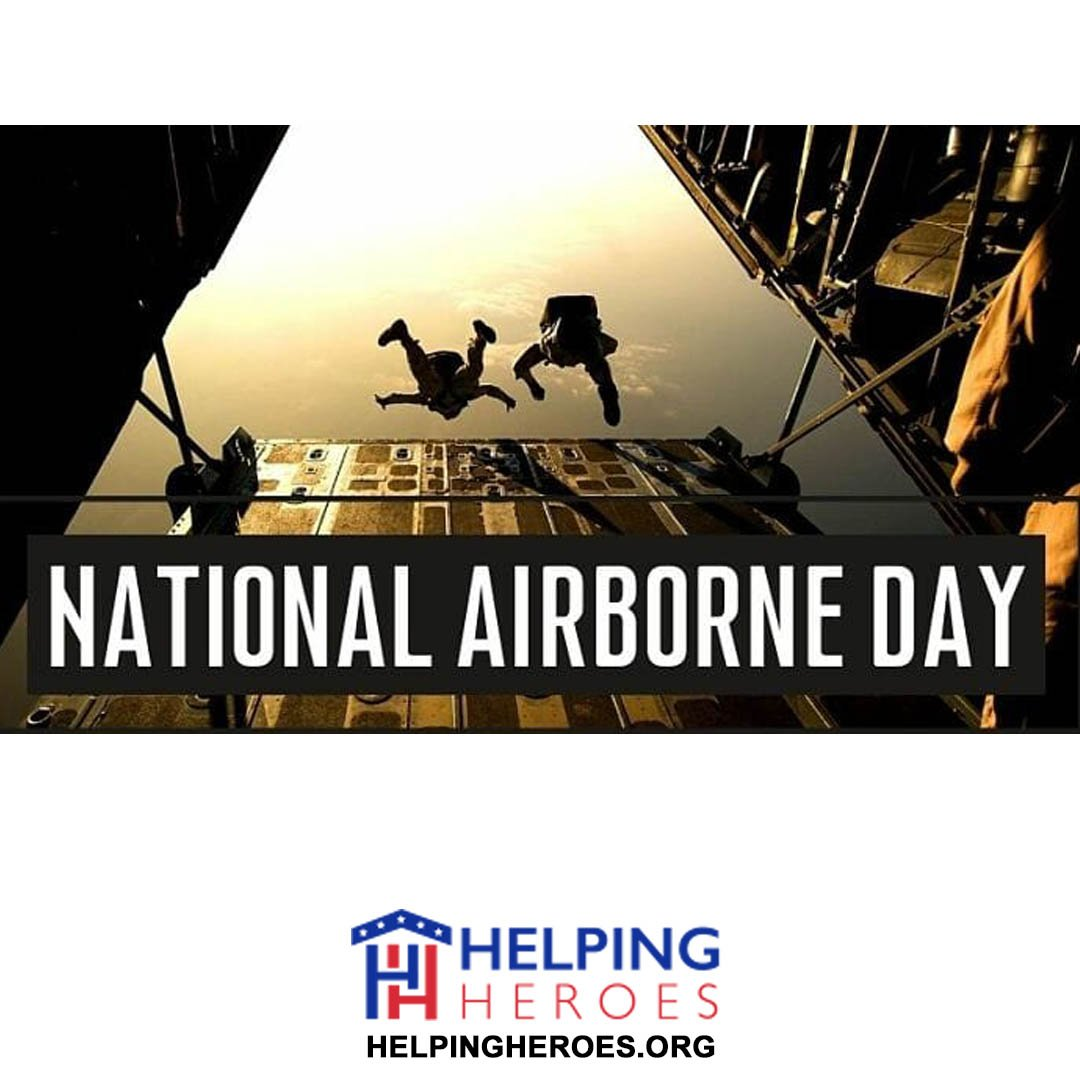 You are currently viewing National Airborne Day
