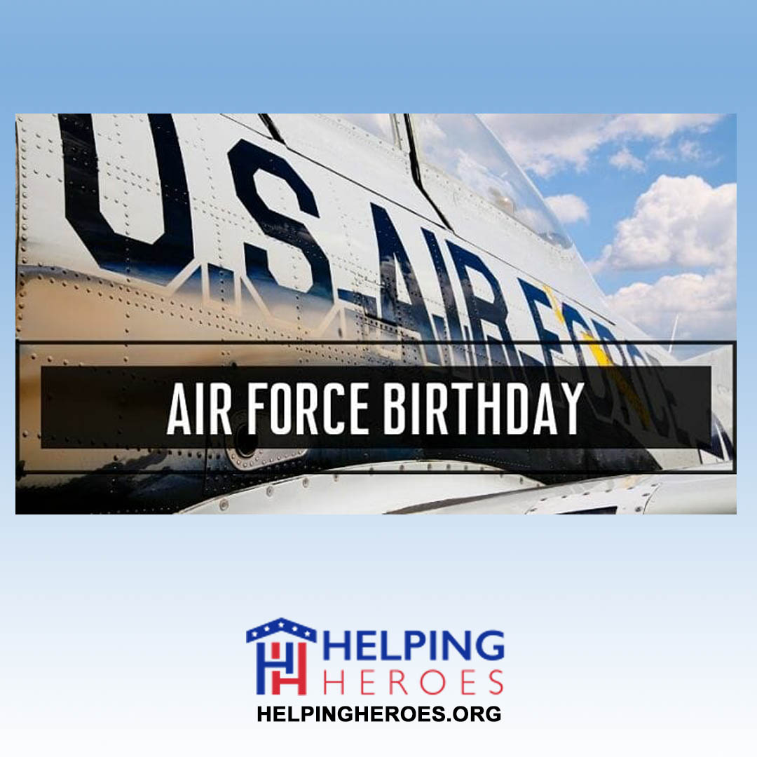 You are currently viewing Air Force Birthday