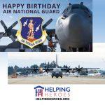 Air National Guard Birthday
