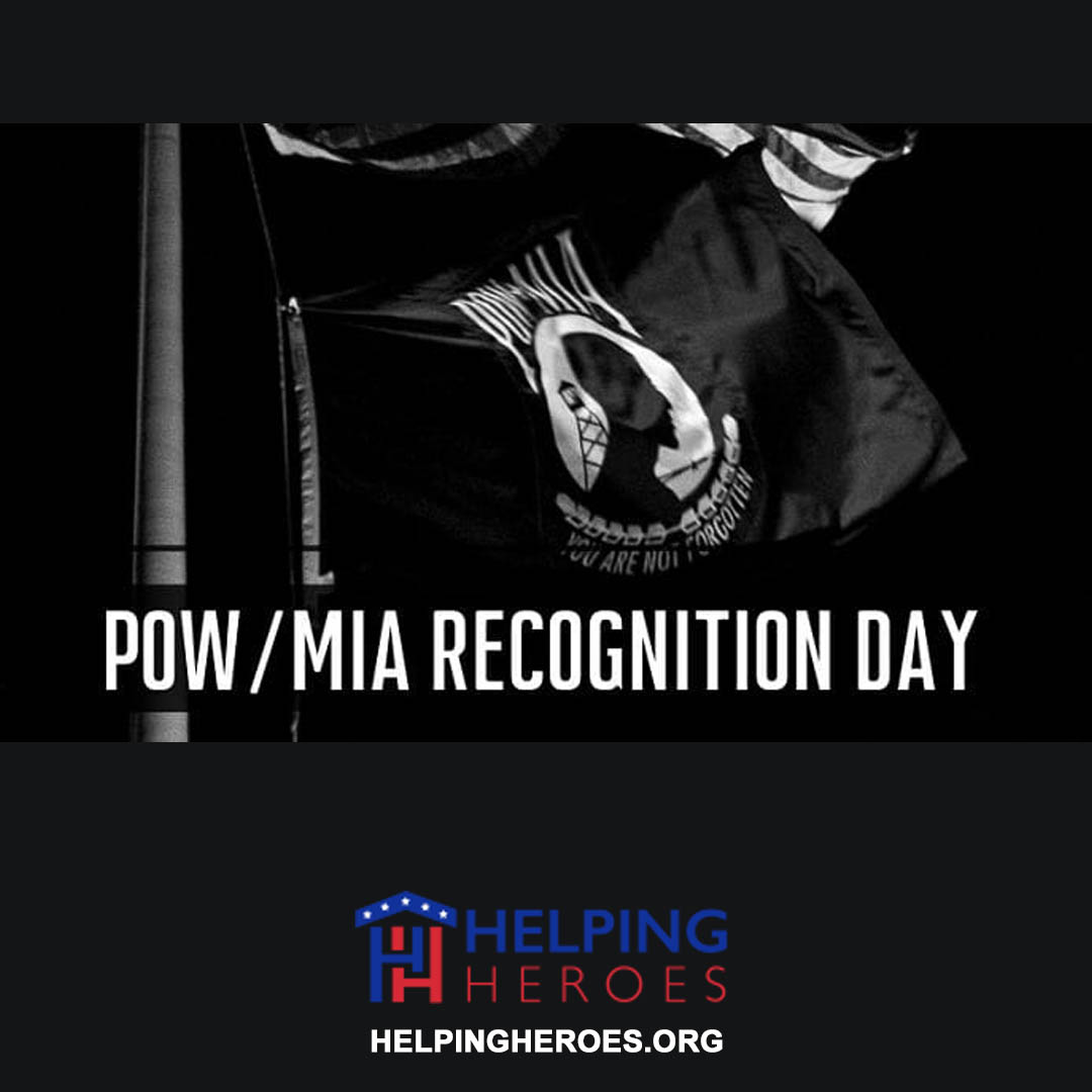 You are currently viewing National POW-MIA Recognition Day