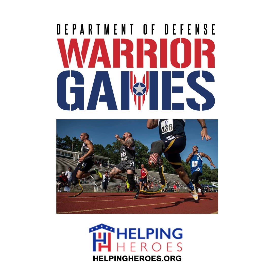 You are currently viewing The Warrior Games