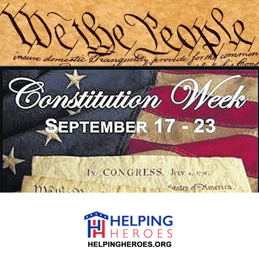 You are currently viewing Constitution Week